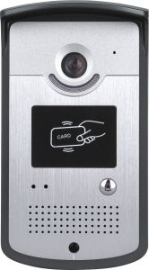 "7"" New Video Doorphone Villa Intercom System"
