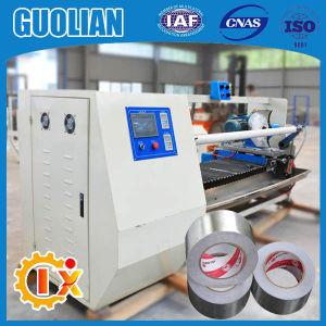Gl-701 Ce Certificate Cotton Adhesive Tape Cutting Machine pictures & photos