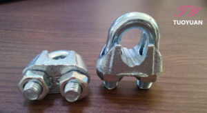 DIN741 Wire Rope Clamp for Wire Rope From China pictures & photos