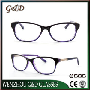 Fashion High Quality Acetate Glasses Frame Eyewear Eyeglass Optical pictures & photos