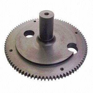 Carbon Steel Gear Machining for Auto Part (DR195) pictures & photos