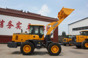 3 Ton Wheel Loader pictures & photos