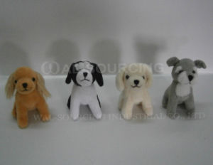 Cute Dog Puppy Plush Toy