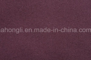 C/N Twill Double Layer Structure Fabric, for Casual Garment, 285GSM pictures & photos