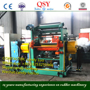 Special Design Rubber Two Roll Mixer Mill Machine for Thailand pictures & photos