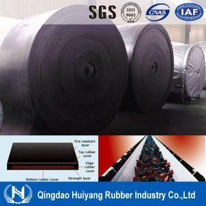 Cement Industry Fire Resistant Rubber Conveyor Belt