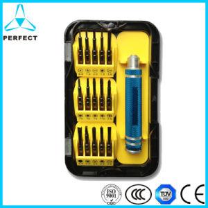 Carbon Steel PP Handle Combination Screwdriver Kit pictures & photos