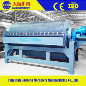 CTB Series Permanent Magnetic Drum Separator for Fe Ore pictures & photos