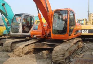 Used Construction Machine Daewoo Dh225-7