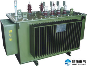 6.6kv Class Oil-Immersed Distribution Transformer pictures & photos