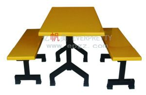 Nice Design School Dining Table Chair Furniture Set pictures & photos