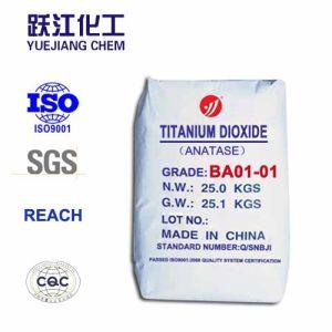 TiO2 Pigment Titanium Dioxide Anatase (BA01-01) pictures & photos
