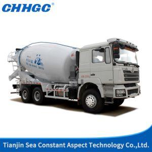 Shanqi Panda Concrete Mixer Truck pictures & photos