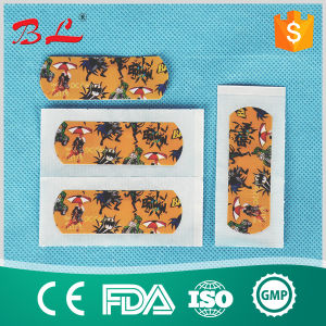 Assorted PE Cartoon Plaster Cartoon Adhesive Bandages pictures & photos