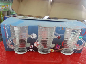 High Quality Glass Beer Mug with Good Price Glassware Kb-Hn0583 pictures & photos
