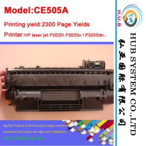 Genuine Compatible Toner for HP Ce505A/Ce505X for Printer 2055/2035 pictures & photos