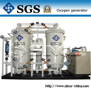 Gas Generator for Oxygen (P0) pictures & photos