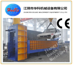Combined Car Baler and Shear Machine pictures & photos