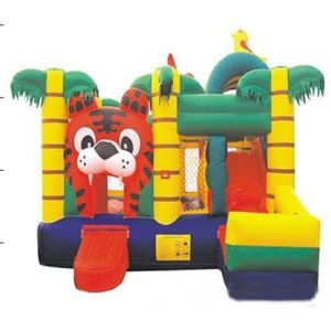 Tiger Bouncer Combo Inflatable Bouncer Combo Jw0603-4 pictures & photos