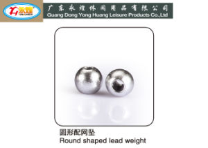 Round Lead Weight for Fishing Net pictures & photos