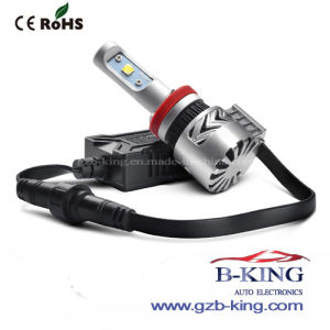 G8 H11 Low Beam 6000lm 6500k CREE-Xhp50 Auto LED Headlight pictures & photos