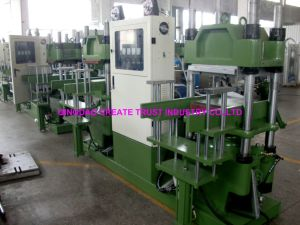 Full Automatic Plate Vulcanizing Press pictures & photos