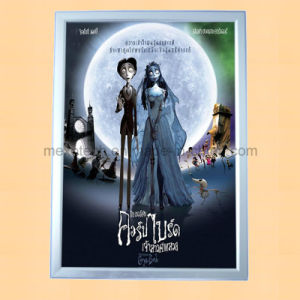 Wall Mounted LED Movies Poster Display Board Aluminum Frame pictures & photos