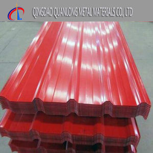 Building Material Prepainted Zinc Roof Sheet Price pictures & photos