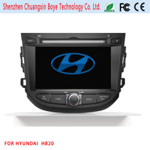 2 DIN Car DVD Player for  Hyundai Hb20 pictures & photos