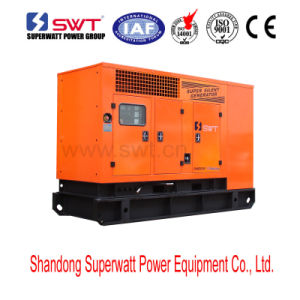 7.5kVA-550kVA Super Silent Generator Set with 23 Years Experience