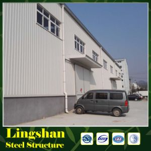 Prefabricated Light Steel Structure Prefab Warehouse/Workshop pictures & photos