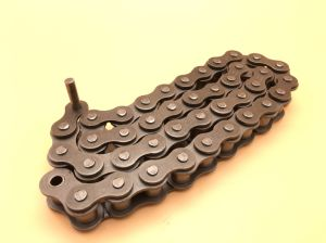 Carbon Steel Simplex Roller Chain Pitch 25.4mm RS80 pictures & photos