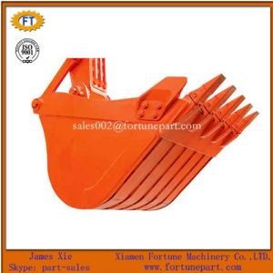 Standard Rock Bucket for Construction Machinery Doosan Excavator Spare Parts pictures & photos