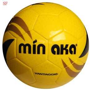 Match Games PU TPU Football Soccer Ball pictures & photos