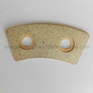 Top Quality Sintered Brass Clutch Button pictures & photos