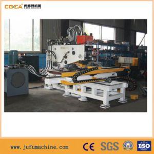 Steel Plate Punching Machine pictures & photos
