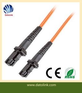 MTRJ-MTRJ Multimode Fiber Optic Patch Cables pictures & photos