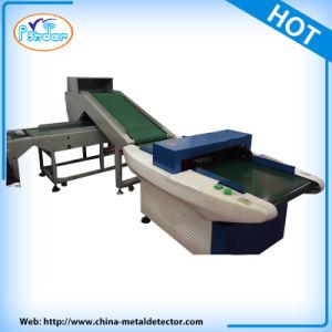 Apparel Garment Textile Conveyor Metal Detector pictures & photos