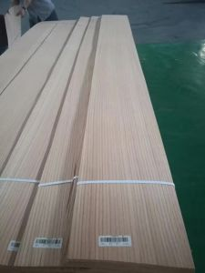 Factory-Slicer Natural American Red Oak Veneer in 0.50mm pictures & photos