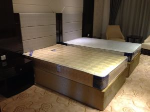 Hotel Furniture/Luxury Hotel Double Bedroom Furniture/Standard Hotel Double Bedroom Suite/Double Hospitality Guest Room Furniture (NCHB-5001020511) pictures & photos