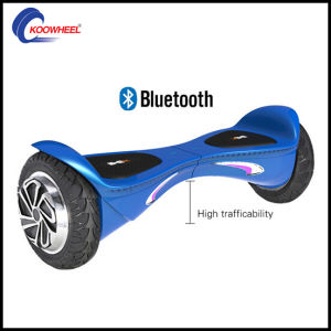 8inch Smart Self Balance Scooter Bluetooth Skateboard Electric Scooter Smart Boards Hoverboard Dual Bluetooth Speakers Electric Bluetooth Scooter pictures & photos