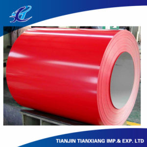 PPGI Color Coated Corrugated Roofing Sheets Steel in Coil pictures & photos