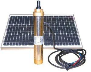 20m 12V DC Solar Water Pump 3cbm Per Hour 264W Lowest Voice pictures & photos