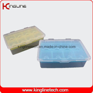 Plastic 8-Cases Pill Box (KL-9118) pictures & photos