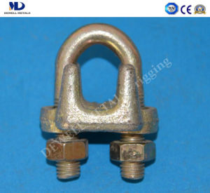 Galv. Malleable Type a Wire Rope Clip pictures & photos