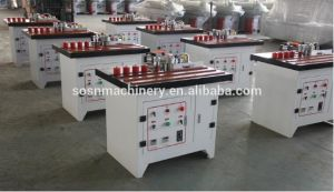 Woodworking Manual Curved Side Edge Banding Machine pictures & photos