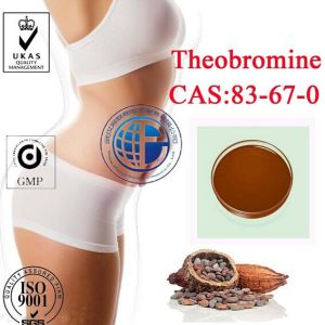 Raw Materials Theobromine (Teobromin) CAS: 83-67-0 Cocoa Seed Extract pictures & photos