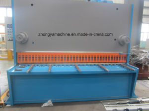 QC11y-20/4000 China Hydraulic Shearing Machine pictures & photos