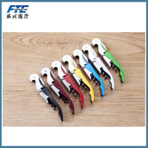 Professional Pure Stainless Steel Wine Corkscrew Opener pictures & photos