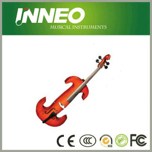 Flamed Electric Cello (YNMCE003)